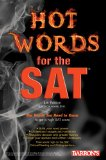 Hot Words For The Sat