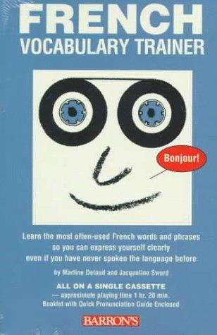 Vocabulary Trainers: French