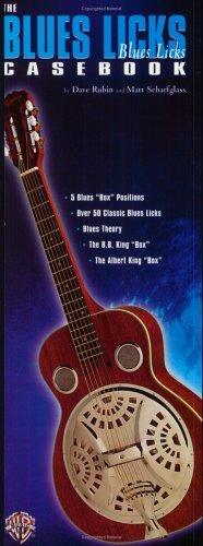 The Blues Licks Casebook (The Guitar Casebook Series)