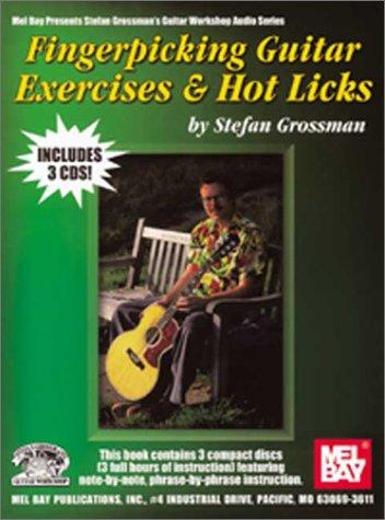 Fingerpicking Guitar Exercises And Hot Licks