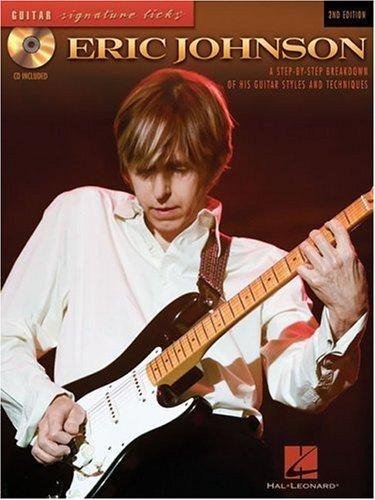 Eric Johnson (Guitar Signature Licks)