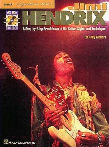 Jimi Hendrix - Signature Licks (Signature Licks Guitar)