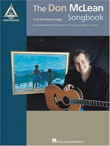 The Don Mclean Songbook (Guitar Recorded Version)
