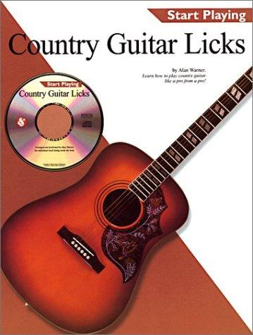 Country Guitar Licks: Start Playing Series