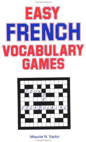 Easy French Vocabulary Games (Language - French)