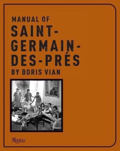 Boris Vian's Manual Of Saint Germain Des Pres