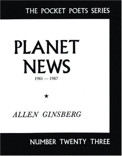 Planet News: 1961-1967 (City Lights Pocket Poets Series)