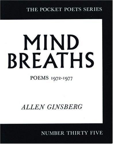 Mind Breaths: Poems 1972-1977 (City Lights Pocket Poets Series)