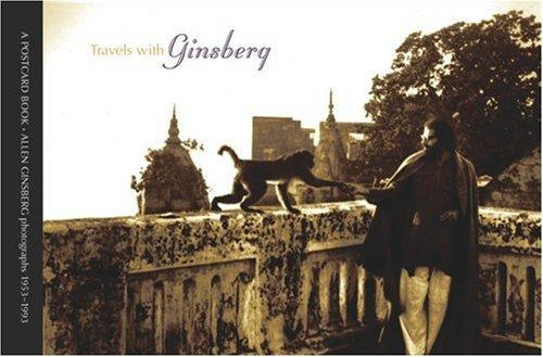 Travels With Ginsberg: A Postcard Book, Allen Ginsberg Photographs 1944-1997