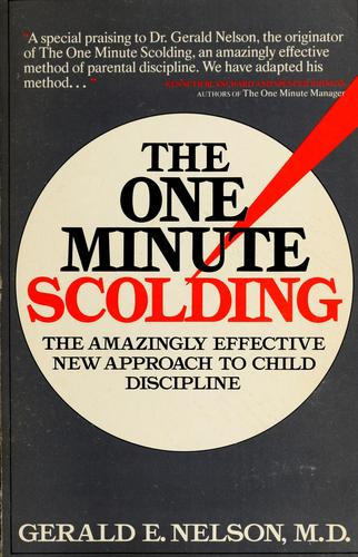 One Minute Scolding