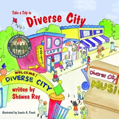 Take A Trip To Diverse City B5 Special Edition
