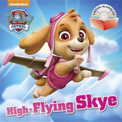 HIGH-FLYING SKYE - BOOK and CD