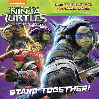 STAND TOGETHER! - 8X8 CRDS