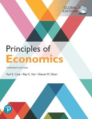 Principles Of Economics Plus Pearson Mylab Economics With Pearson Etext, Global Edition - 13Th Ed