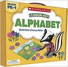 Learning Mats: Alphabet