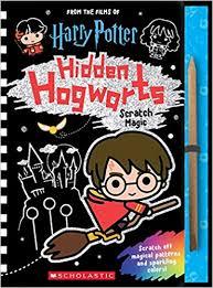 Hidden Hogwarts: Scratch Magic