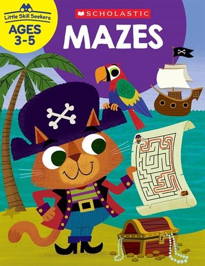 Little Skill Seekers: Mazes