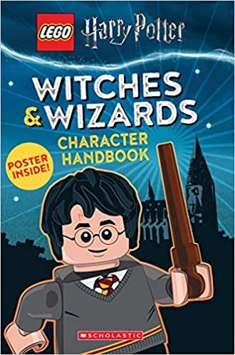 Character Guide (Lego Wizarding World Of Harry Potter)
