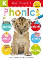 Kindergarten Skills Workbook: Phonics (Scholastic Early Learners)