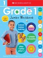 First Grade Jumbo Workbook: Scholastic Early Learners (Jumbo Workbook) ( Scholastic Early Learners )