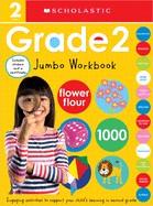 Second Grade Jumbo Workbook: Scholastic Early Learners (Jumbo Workbook) ( Scholastic Early Learners