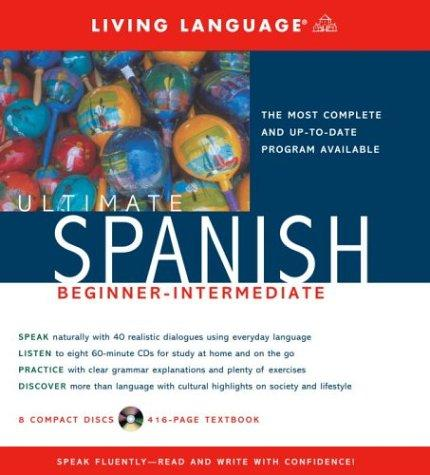 Antoineonline com : Ultimate spanish beginner-intermediate