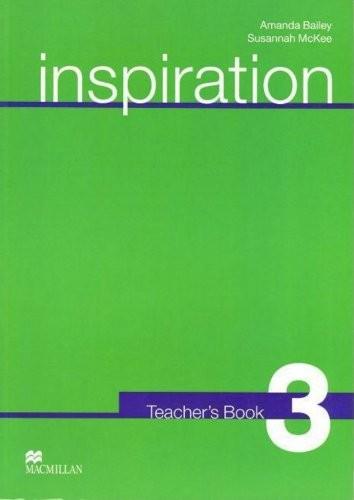 Inspiration 3: Teacher's Book