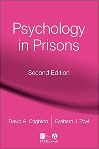 Psychology In Prisons