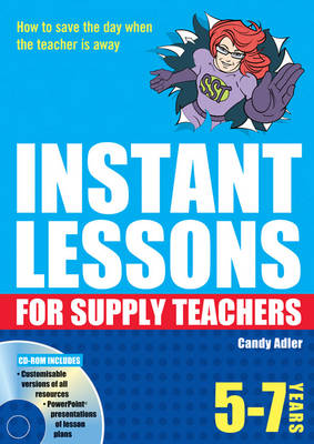 Instant lessons for supply teachers 5-7