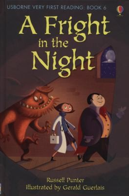 Fright In The Night (Very First Reading Books Set 2)