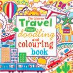 Pocket Doodling And Colouring: Travel (Pocket Doodling & Colouring)