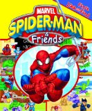 First Look And Find: Marvel Spider-Man & Friends (My First Look And Find Book)