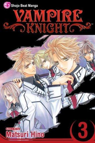 Vampire Knight: V. 3