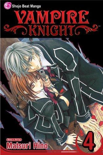 Vampire Knight: V. 4