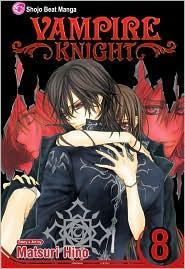 Vampire Knight, Vol. 8