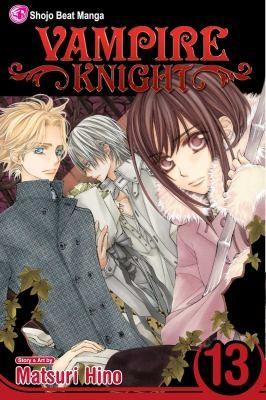 Vampire Knight 13
