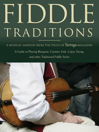 Fiddle Traditions Book (String Letter Publishing) (Strings) (Songbook)