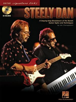 Steely Dan - Guitar Signature Licks