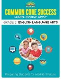 Barron's Common Core Success Grade 2 ELA Workbook