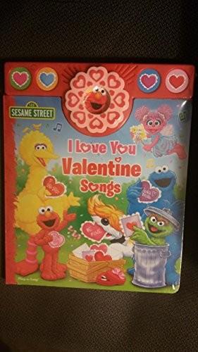 Seame Street : I Love You Valentine Songs