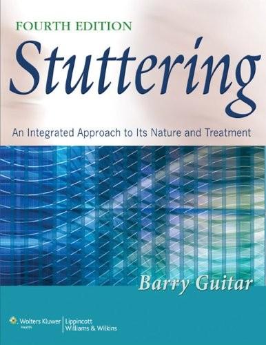 Stuttering 4E (Int Ed)