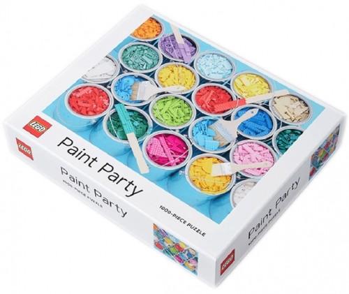 LEGO Paint Party Puzzle