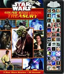 Star Wars Saga Soundbook Treasury