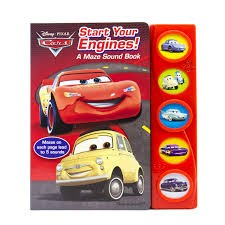 Disney Pixar Cars: Start Your Engines!