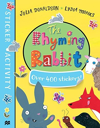 Rhyming Rabbit Sticker Book, The