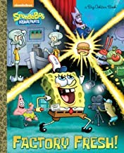 FACTORY FRESH! - SPONGEBOB BGB