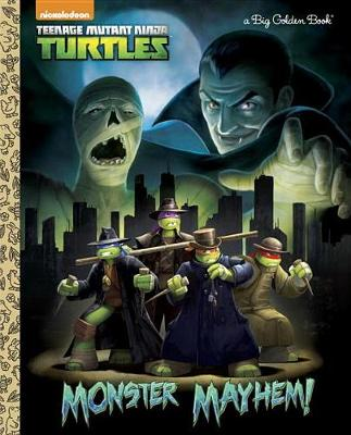 MONSTER MAYHEM! - TMNT BGB