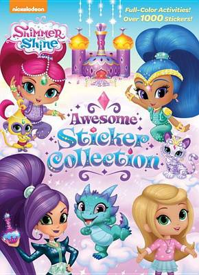 SHIMMER AND SHINE AWESOME STIC
