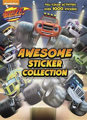 BLAZE AWESOME STICKER COLLECTI