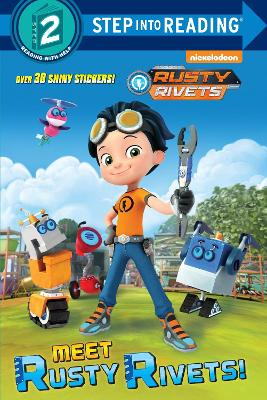 MEET RUSTY RIVETS!-DLX SIR